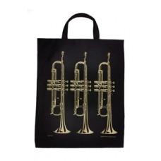 XL Tote Bag Trumpet