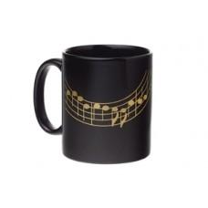 Mug Staff Black & Gold